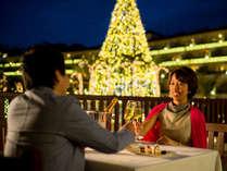 【スターダストファンタジア】きらめく光に包まれてロマンティックなディナータイム