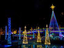【スターダストファンタジア】カヌチャリゾートの冬を彩るイルミネーションイベント