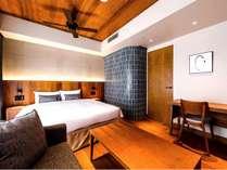 テラスダブルルーム ベッドスペース