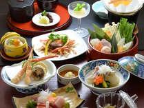 【良寛会席】四季折々の瀬戸内の恵みをぜいたくに。料理人自慢の逸品です。