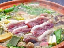 鴨を食べずに冬を越せますか?近江の冬の味覚!脂ののった鴨を味わう「国産鴨鍋コース」