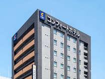 コンフォートホテル山形はJR山形駅より徒歩2分