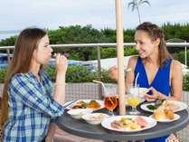 和食、洋食、ミニ沖縄料理からお好きなものを!しっかり召し上がって元気な一日を!
