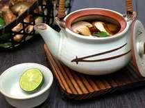 ■料理■秋の味覚の王様!松茸土瓶蒸しイメージ