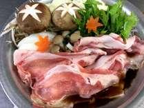 ■料理■群馬・山ごはん(豚すき)