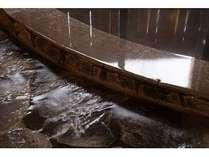 天然100%かけ流し温泉は、ご滞在中いつでもご利用いただけます。