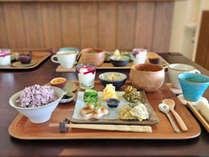 和琉食の朝ごはん