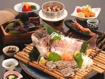 <平日限定プラン夕食>島ならではの新鮮な魚介類をリーズナブルにお楽しみいただけます