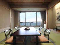 ◆お部屋からは三河湾を一望できます。