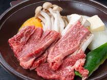 *夕食一例/地元で採れた山の幸をお部屋食にてお楽しみ下さい