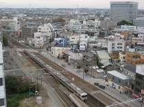 刈谷駅周辺の街並み