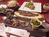 竹生島クルージング往復招待券付☆船旅と山里のコラボレーション♪<2食付>