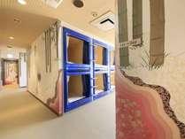◆キャビン◆シングルベッド(90cm幅)