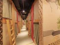 ◆スーペリアキャビン◆シングルベッド(120cm幅)