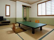 【和室一例】和室でのんびり、畳でぐっすり★日本人ならやっぱり畳ですよね♪