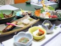 ◆瀬戸内懐石~瀬戸内の山海の幸を厳選!旬の食材にこだわった懐石料理です。