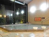 ◆開放感のあるひろびろとした温泉に浸かれば、日常の疲れも癒されることでしょう。