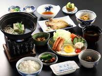 【朝食一例】散策の前においしい朝ご飯を!
