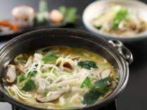 【懐石一例】白魚鍋