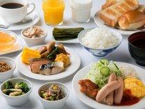 ◇朝食 セルフサービススタイル ※写真はイメージです。