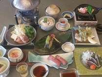 【春のからくり】名古屋コーチン鍋&ローストビーフ!春の味覚と肉三昧《期間限定特別会席》
