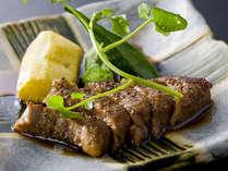 養老で精肉した最高級のA5等級飛騨牛ヒレステーキ。