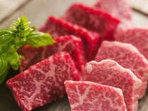 ■飛騨牛ヒレステーキ■ きめ細やかなサシは、柔らかさな口どけを物語ります