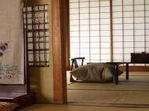 離れの客室(菖蒲庵)class2