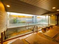 天然温泉大浴場 -男性内湯-