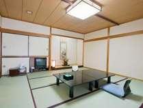 ■和室10畳/当館スタンダードの客室です。