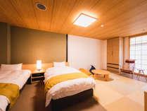 ■和洋室/リノベーションルーム『TSUBAKI和モダン』