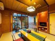 【5つの特典付き】しゃぶしゃぶ◎創作料理和食☆露天風呂付き客室プラン