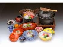 【鶴形50周年記念】 秋の特別会席料理プラン(夕朝食付)