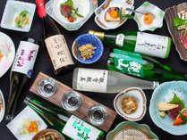 *夕食(日本酒)