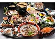 【下津井魚自慢】当館で一番贅沢なコースを舌鼓出来る♪