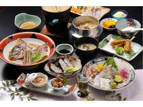 【魚づくし春夏秋冬】一番人気のコース料理♪