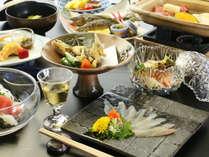 びわ湖の旬の食材を一番美味しい食べ方で♪貴重な湖魚もお出ししております♪