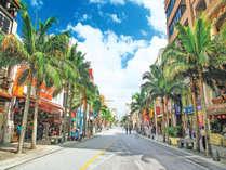 沖縄の定番観光スポット!国際通り