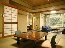 【楠館】まるで昭和にタイムスリップしたようなレトロな雰囲気のお部屋です。(客室一例)