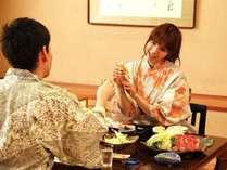【和邸】お部屋でのんびり会席料理(※お料理はイメージです)