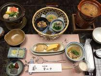 【鼻高懐石・茜】懐石料理が愉しめる宿坊◆宿泊者特典付き