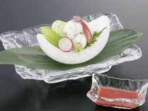 【鼻高会席・葵】宿坊で楽しむ懐石料理◆料理長自慢の懐石を堪能