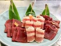 【2食付き】秋山郷名物!ジビエ料理が楽しめるスタンダードプラン