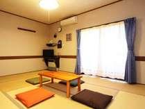 【客室】和室。1室限定です。