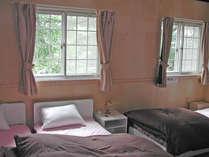 4ベッドルーム(定員3~4名)