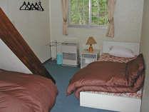 メゾネット(洋室2ベッド+ロフト4ベッド)(定員4~6名)