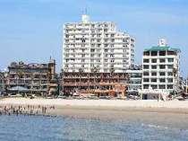 ◆ホテルは1階から4階までです。5階以上はリゾートマンションです。