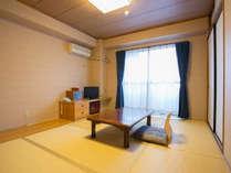 *【客室例】畳がうれしい♪和室のお部屋。のんびりお寛ぎ頂けます。
