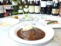 ■ワインズのお料理は一品一品まごころをこめた「手作り」です。
