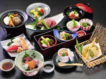 【近江牛と本格会席を愉しむ膳】料理グレードアップ☆
